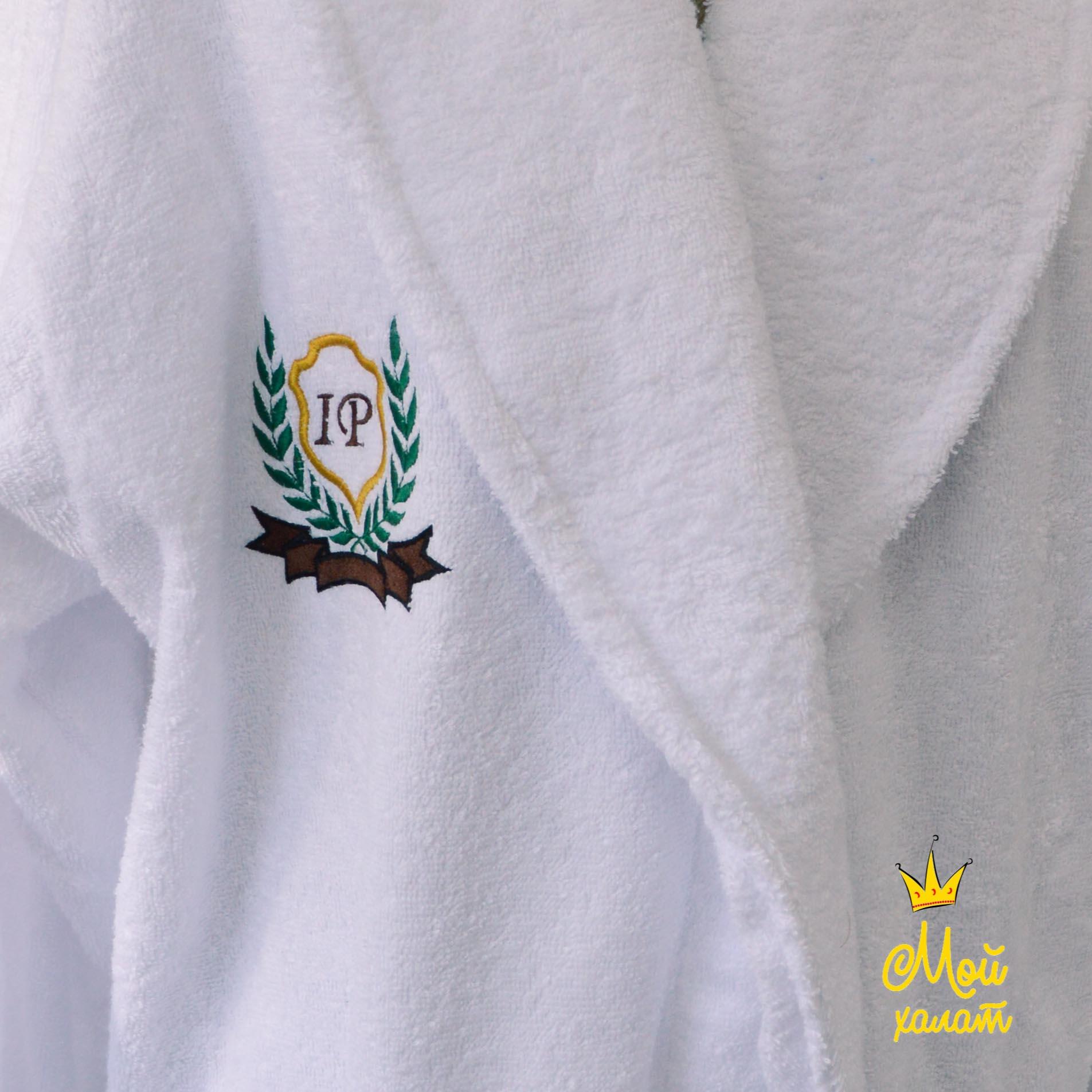 Заказать, купить халат с именной вышивкой в Ростове 53